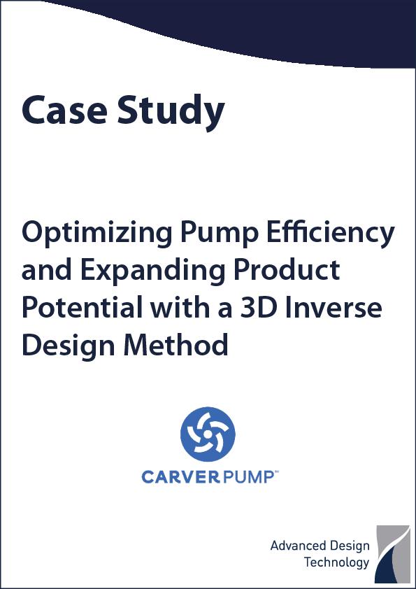 Carver Pumps case study front page